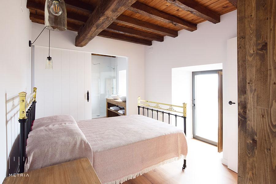 Casa Venancio, dormitorio principal