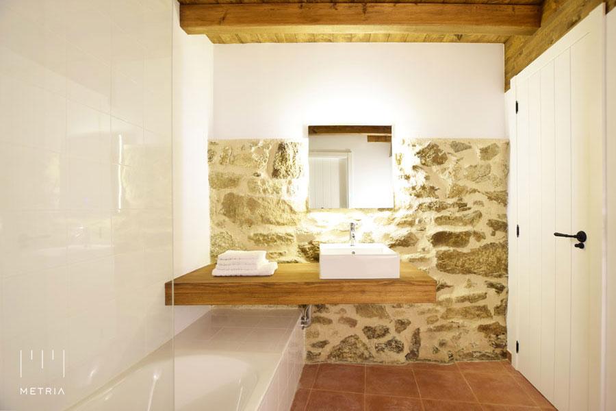Casa Venancio, baño