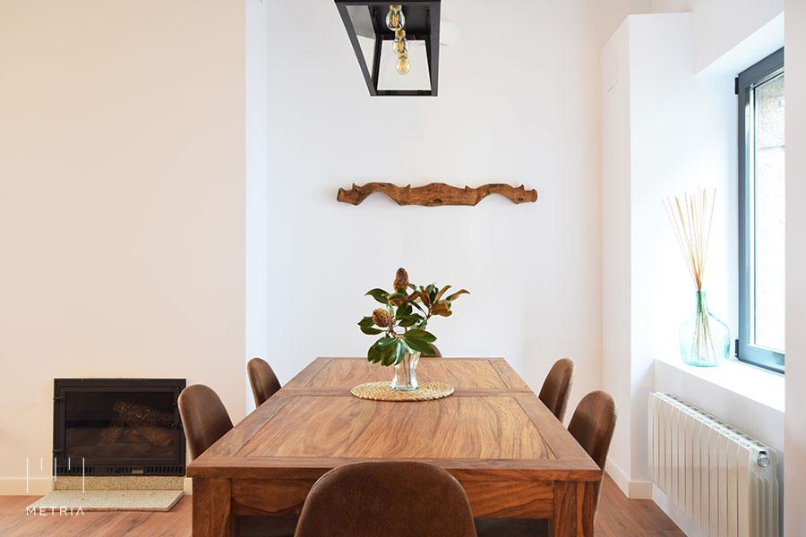 Casa Venancio, comedor
