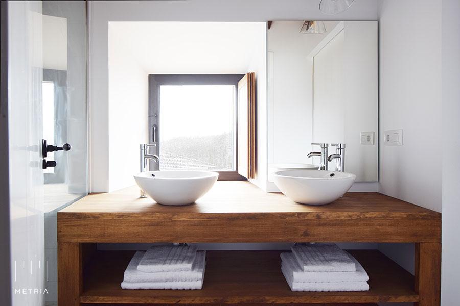 Casa Venancio, baño principal