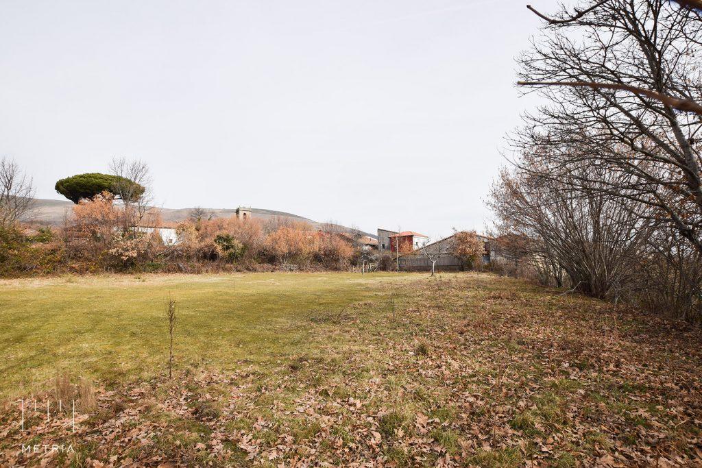 Parcela agraria para la Casa Aravalle, Consulta Urbanística realizada por METRIA